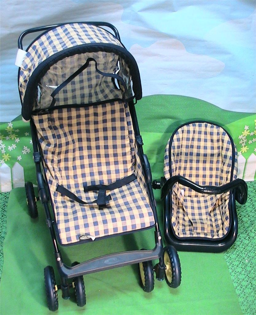 Graco Stroller Amp Car Seat For American Girl Bitty Baby