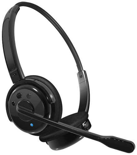 new wireless ps4 bluetooth stereo headset mic playstation 4 skype black truck ebay. Black Bedroom Furniture Sets. Home Design Ideas