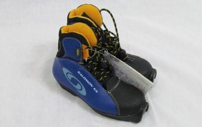 New Salomon SNS Profil Youth Cross Country Ski Boots 13