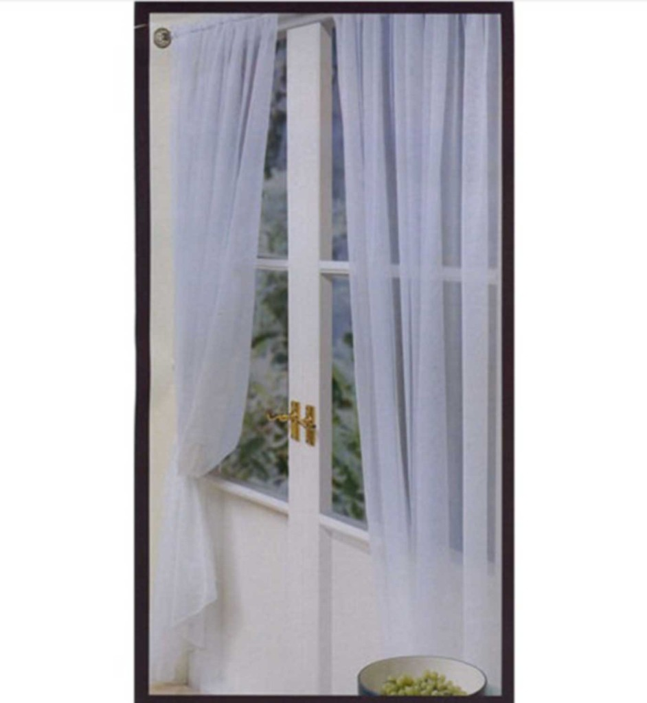 Tab Top Curtains Amazon Ocean Blue Sheer Curtains