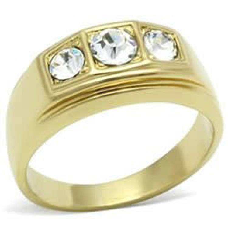 s austrian past present future ring yellow