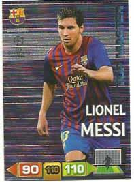 League Adrenalyn 2011 2012 Lionel Messi Top Master Barcelona 11 12