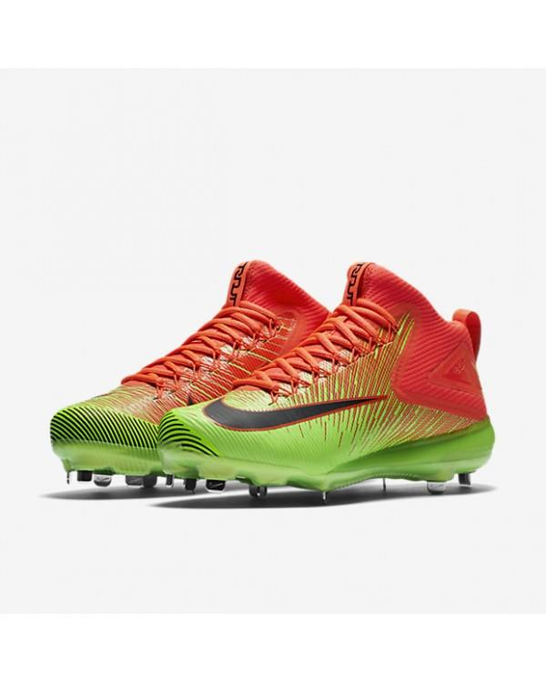 Image is loading Nike-Lunar-Vapor-Trout-3-Luminescent-Metal-Baseball-