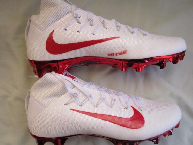 old nike vapor football cleats nike red baseball