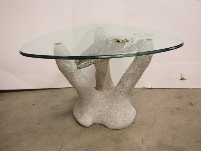 Small Green Turtle Table By John Didier Very Unique Coffee Table Ebay