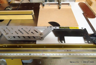 Powermatic table saw model 66 10 tilt arbor w t fence splitter accessories ebay Table saw splitter