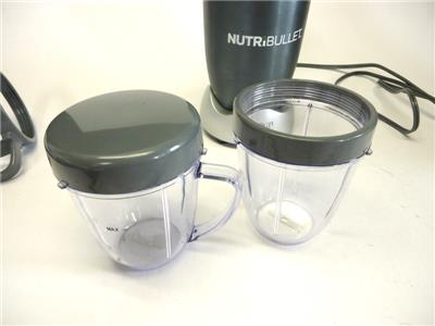 nutribullet blender 600 watt motor nutrition set w box ebay
