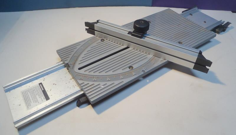 Sliding Table Assembly With Miter Fence For Ryobi 10 Table Saw Bt3000 Bt3100 Ebay