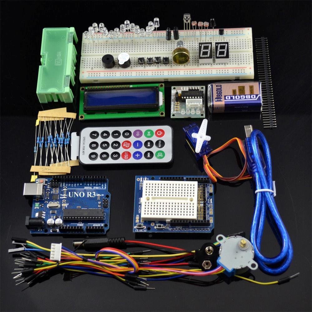 Sintron Uno R3 Kit With Lcd Servo Motor Sensor Pdf