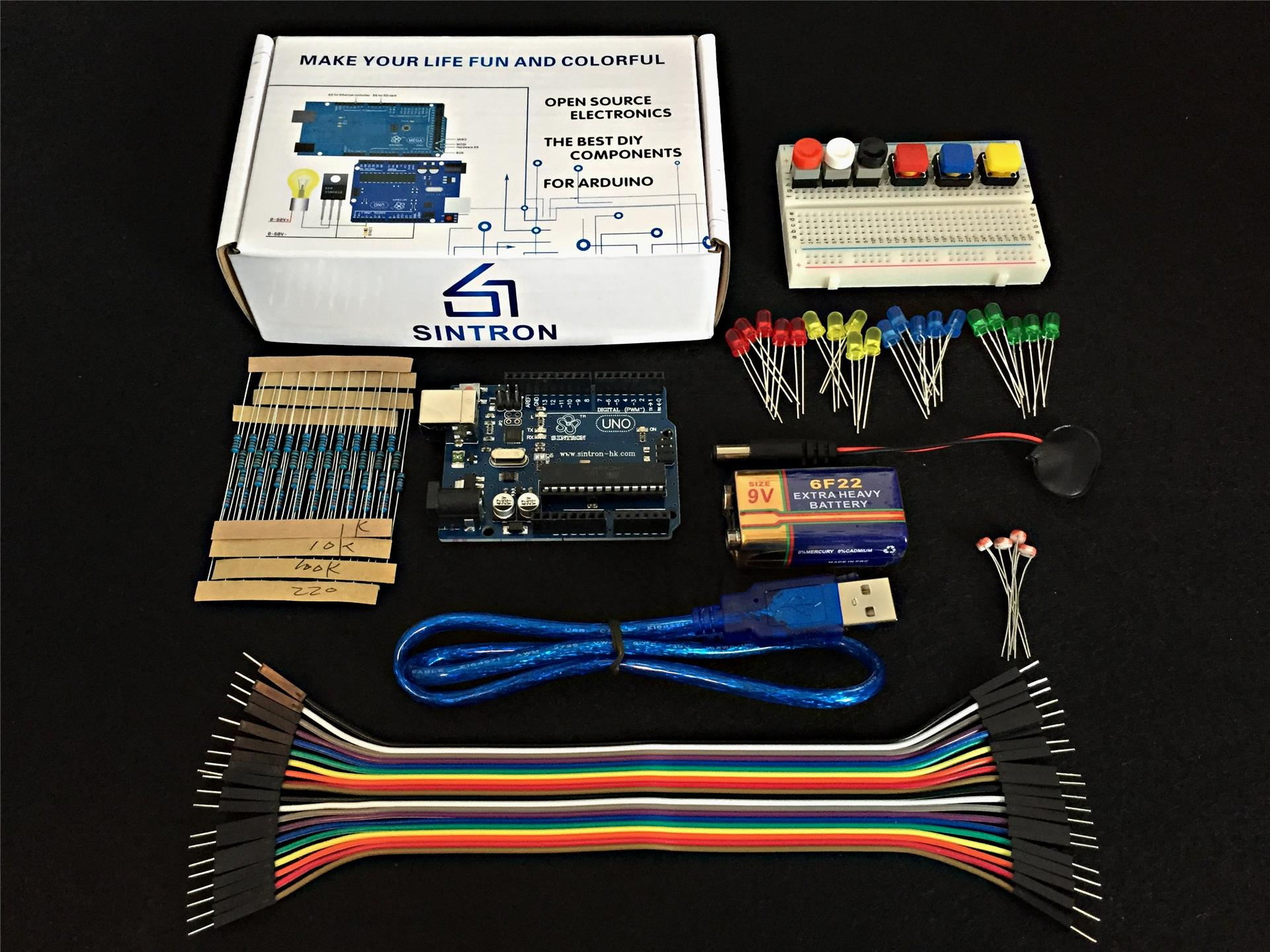 Tinker with the Arduino Starter Pack Opensourcecom