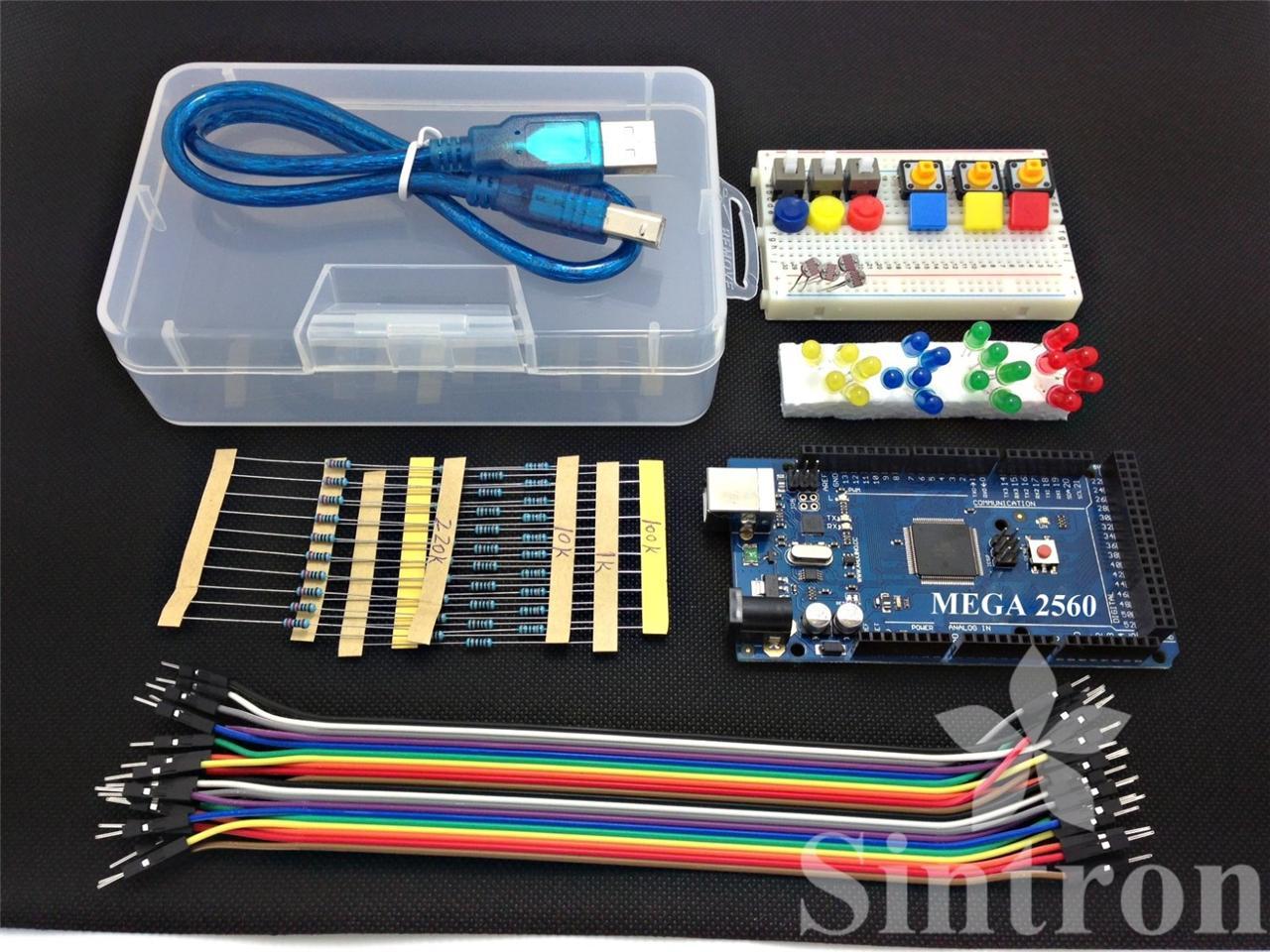 Sintron light starter kit mega pdf fiies for