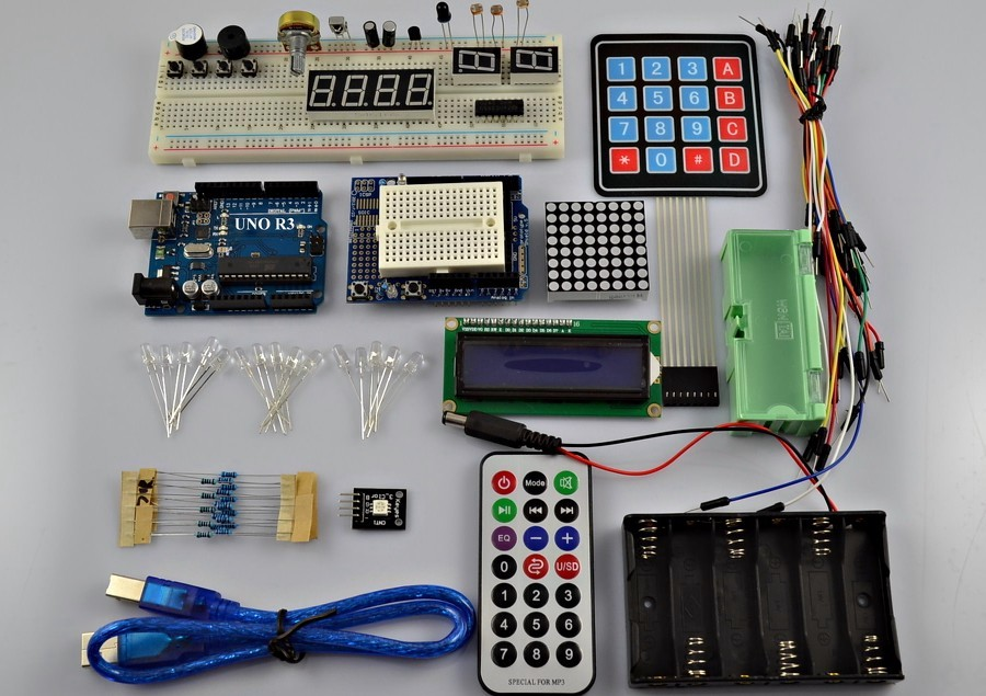 Sintron uno r starter kit with keypad switch