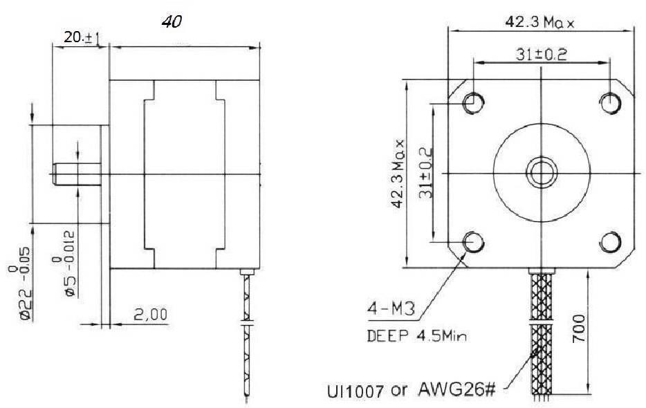 於小型驱动板如pololu和stepstick驱动模块的a4988
