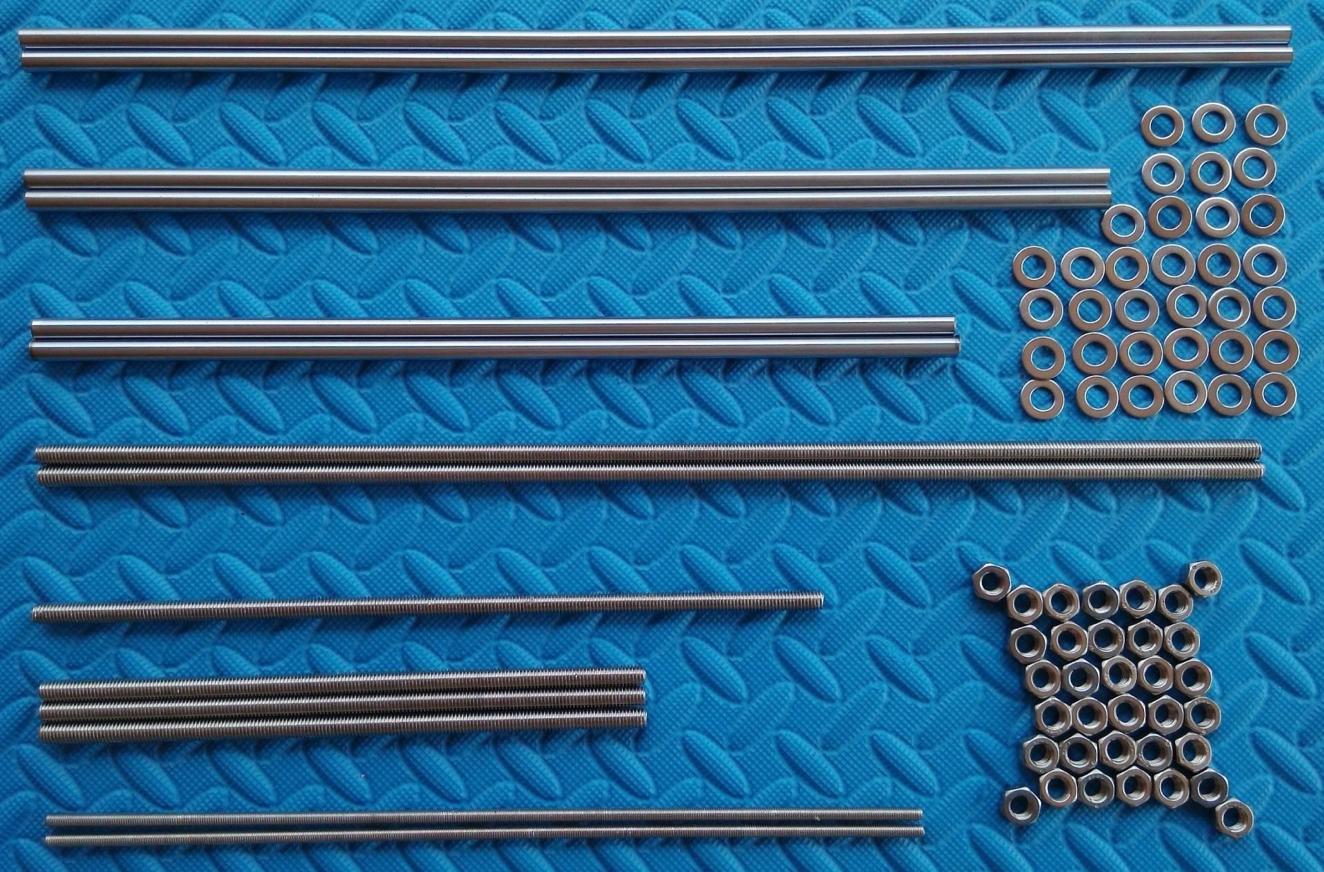 Sintron] Ultimate 3D Printer Full Complete Kit for DIY Reprap Prusa ...