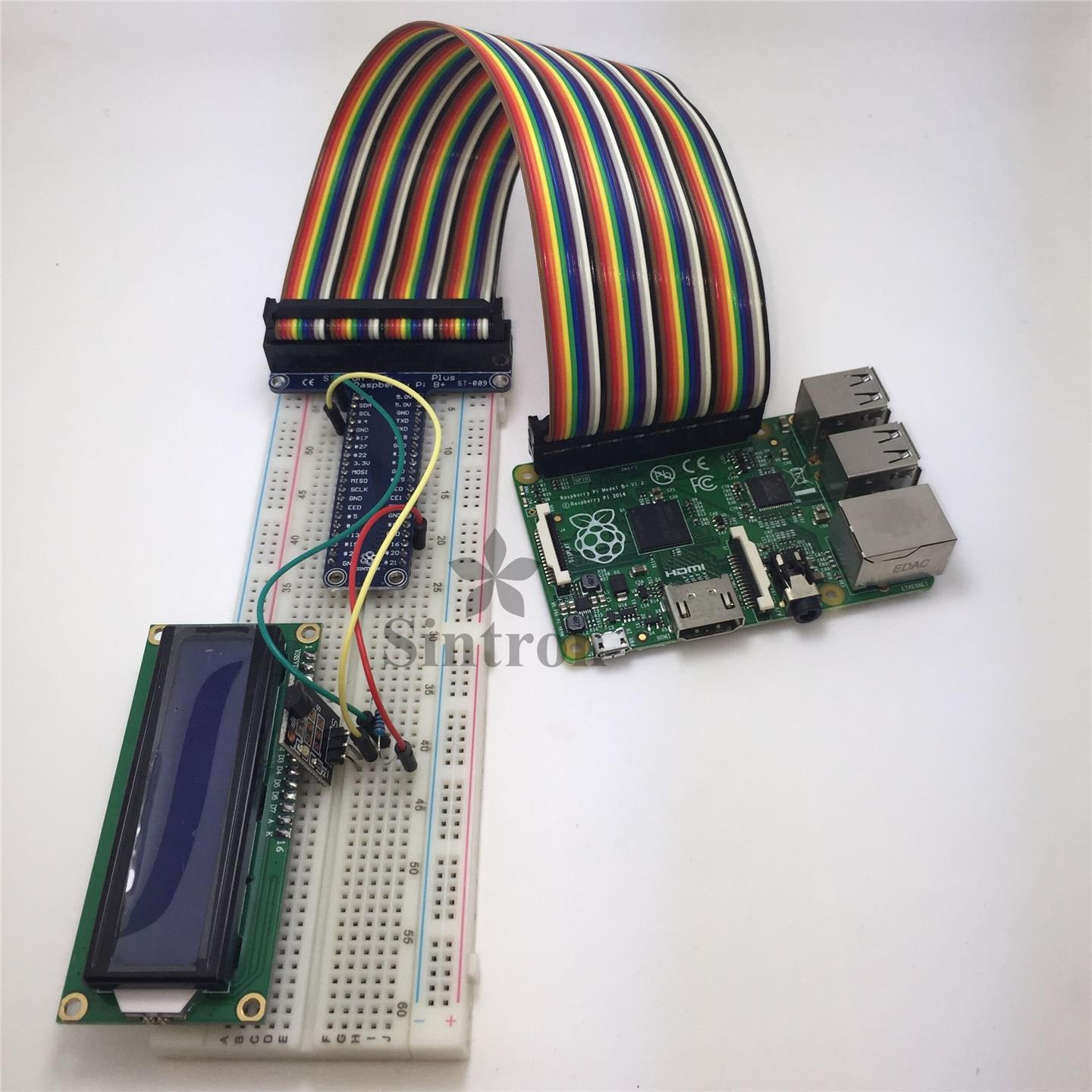 B  kit with DS18B20 IR remote for Python GPIO control eBay #7E3937