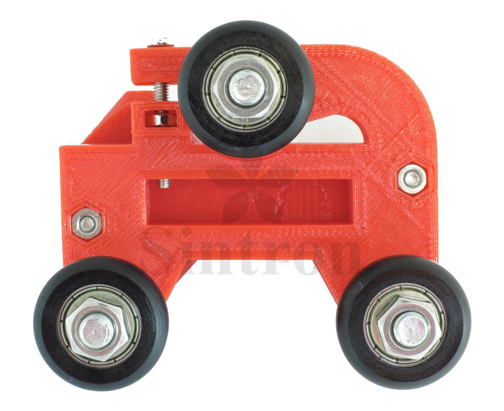 kossel mini prime line wheel carriage 696zz bearing. Black Bedroom Furniture Sets. Home Design Ideas