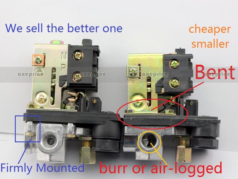 lefoo pressure switch diagram viair pressure switch
