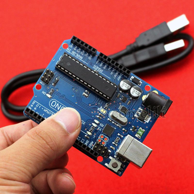 DIY Arduino Board - Electronics Projects Circuits