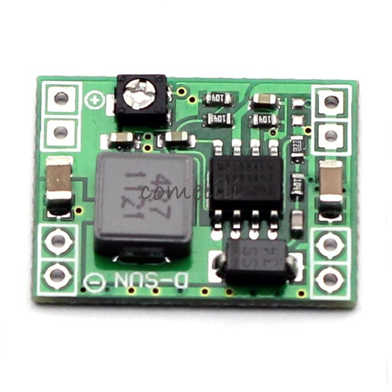 how to use mini regulator