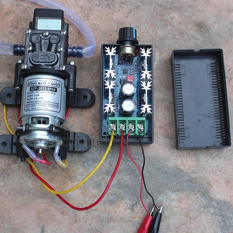 10 50v 40a dc motor speed control pwm hho rc controller for 48v dc motor speed controller circuit