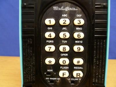 1957 Chevy Bel Air Phone, Push Button M75
