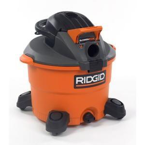 Ridgid Shop Vac Casters >> Ridgid 6 Gallon Shop Wet/Dry Vac WD0670 NEW