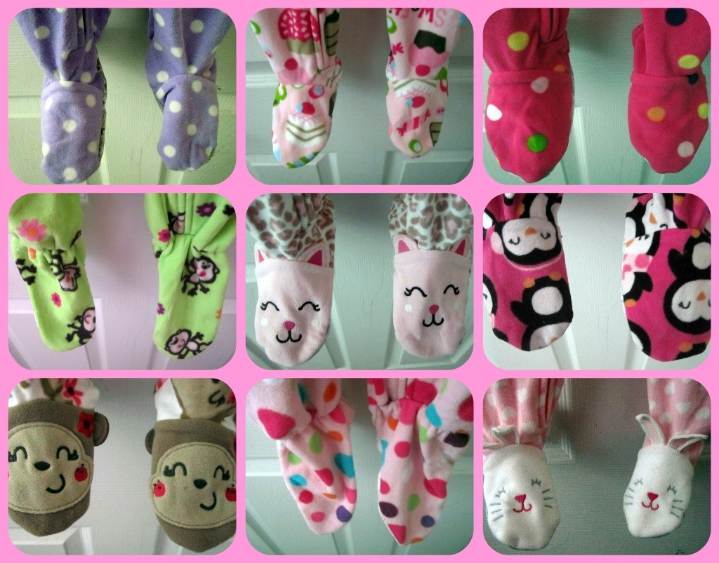 Footed Pjs For Girls Toddler Girl Footed Pajamas