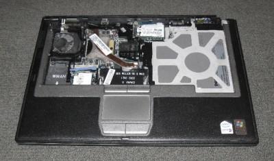 Dell Latitude D620 Notebook Laptop Parts/Repair