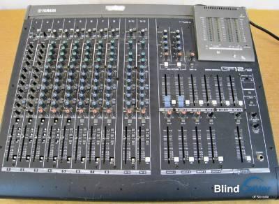 Yamaha gf12 12 12 channel mixer professional mixing console free shipping - Professional mixing console ...