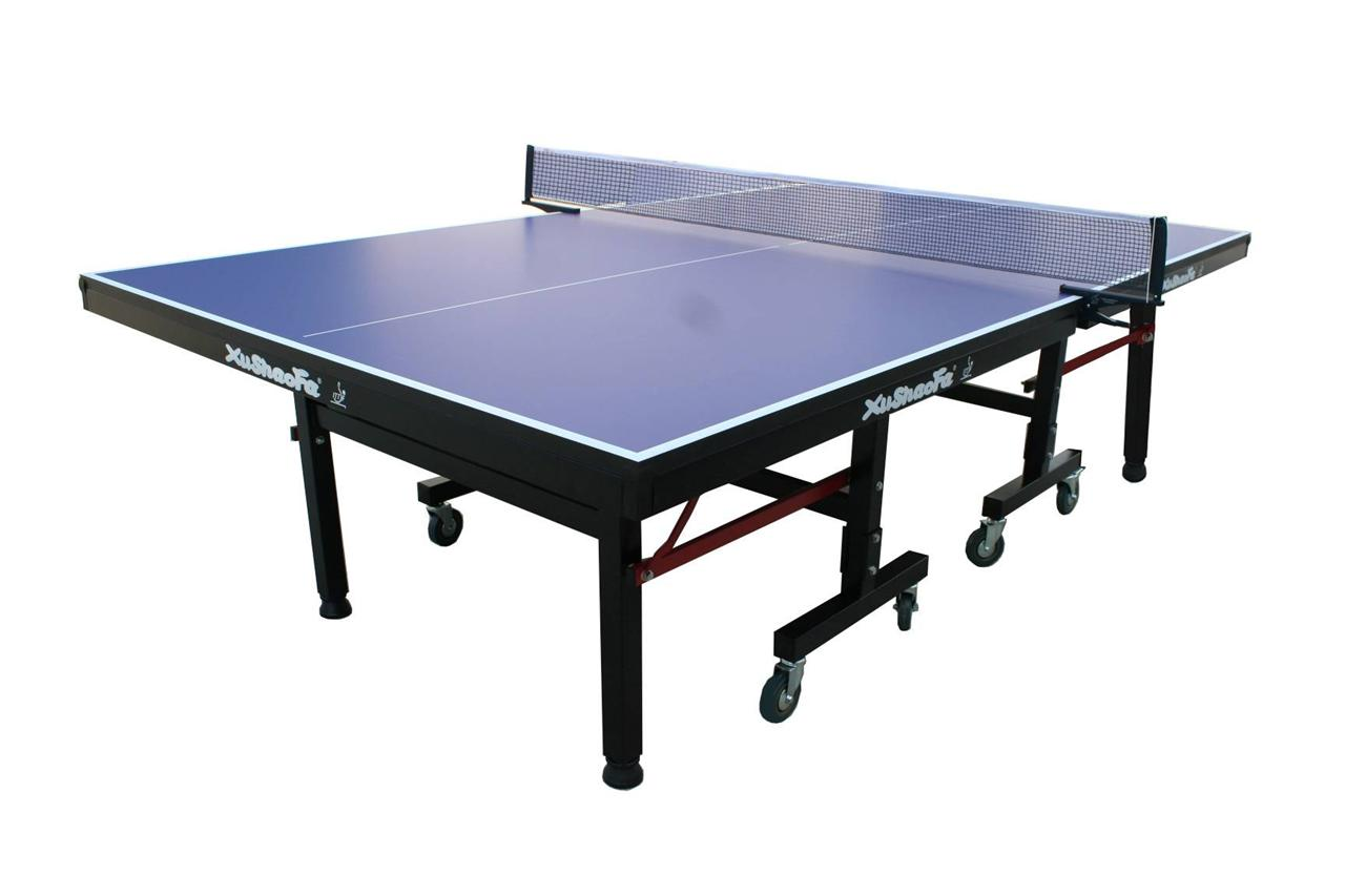 Ittf approved xu shao fa 25mm championship table tennis - What is the size of a ping pong table ...