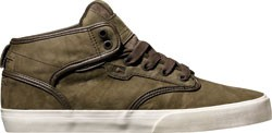 GLOBE-MOTLEY-MID-CHOCO-HIGHLINE-MENS-SKATEBOARD-SHOES-AUSTRALIAN-SELLER