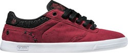 GLOBE-THE-ODIN-DARK-RED-BLACK-MENS-8USA-SKATEBOARD-SHOES-AUSTRALIAN-SELLER