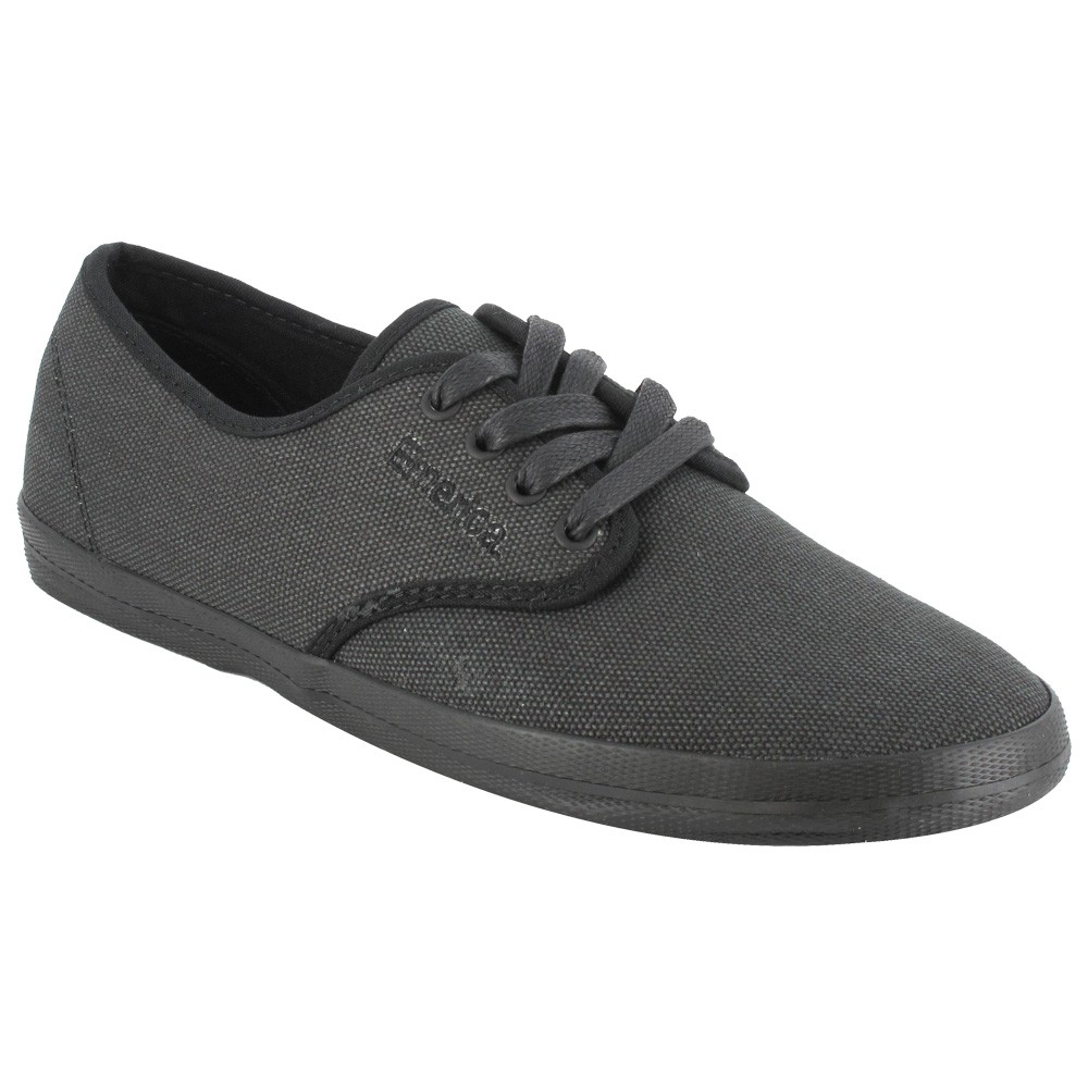 EMERICA-MENS-SHOES-WINO-BLACK-RAW-CASUAL-SNEAKERS-AUSSIE-SELLER-FREE-POST