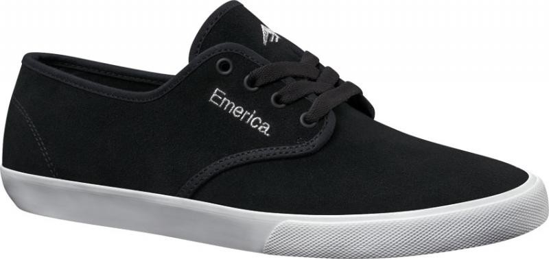 EMERICA-MENS-SHOES-WINO-BLACK-WHT-SILVER-CASUAL-SNEAKERS-AUSSIE-SELLER-FREE-POST