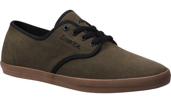 EMERICA-MENS-SHOES-WINO-BROWN-GUM-CASUAL-SNEAKERS-AUSSIE-SELLER-FREE-POST