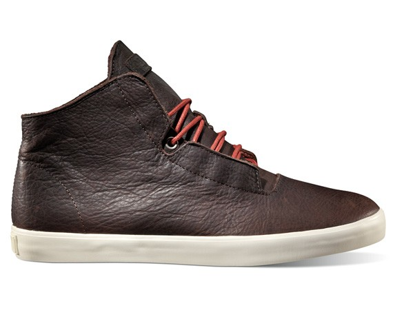 VANS-MENS-SHOES-STOVEPIPE-SADDLE-LEATHER-BROWN-CASUAL-BOOTS-SNEAKERS-AUS-SELLER