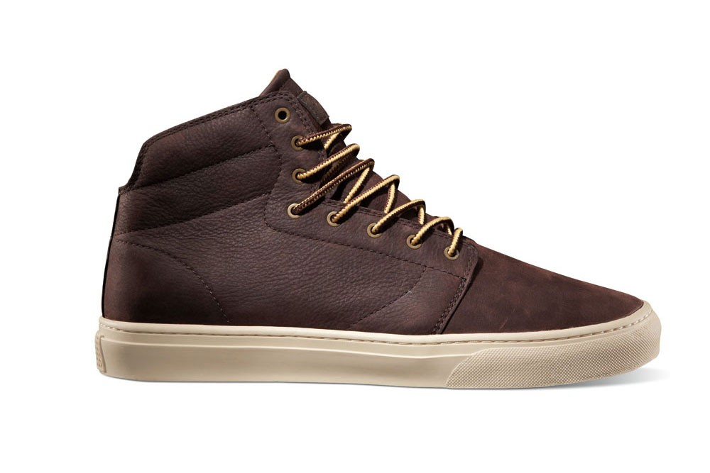 VANS-MENS-SHOES-ALCON-WORK-BOOT-LEATHER-BROWN-RRP-189-BOOTS-SNEAKERS-AUS-SELLER
