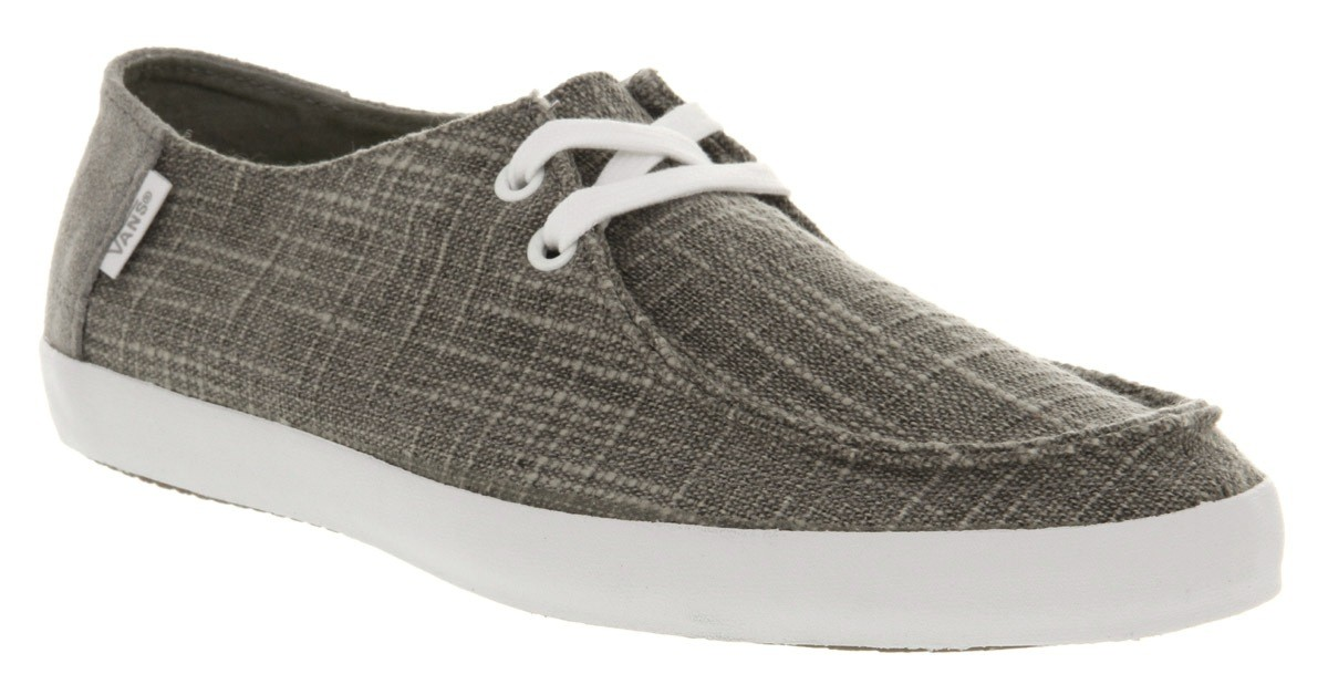 VANS-MENS-SHOES-RATA-VULC-WOVEN-MID-GREY-CASUAL-SNEAKERS-AU-SELLER-FAST-DELIVERY