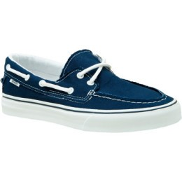 VANS-MENS-SHOES-ZAPATO-DEL-BARCO-NAVY-TRUE-WHITE-AUS-SELLER-FAST-FREE-DELIVERY