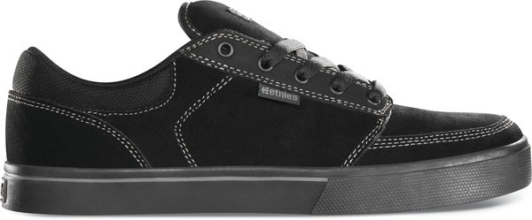ETNIES-MENS-SHOES-BRAKE-BLACK-GREY-CASUAL-SNEAKER-AUSSIE-SELLER-FAST-DELIVERY
