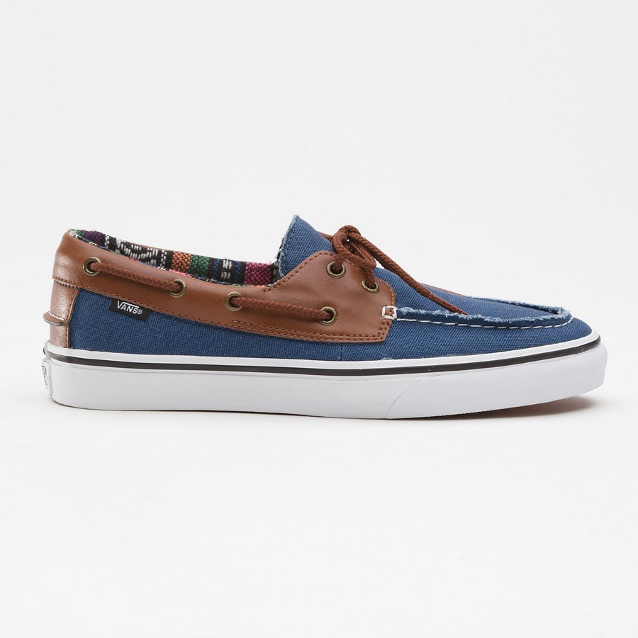 VANS-ZAPTO-DEL-BARCO-C-L-DK-DENIM-GUE-MENS-CASUAL-SHOES-AUS-SELLER-FAST-DELIVERY