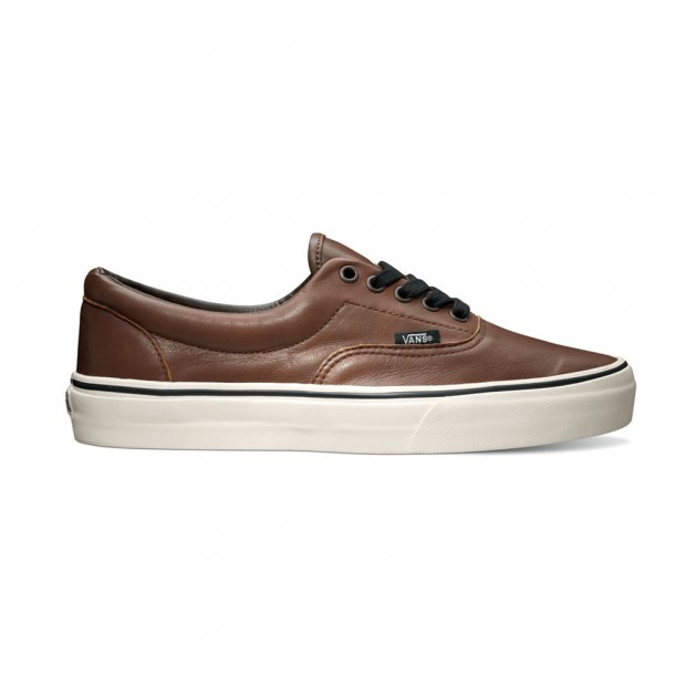 VANS-ERA-AGED-LEATHER-BROWN-MENS-CASUAL-SHOES-AUSSIE-SELLER-FAST-DELIVERY