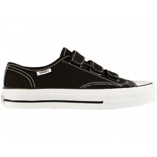 VANS-PRISON-ISSUE-BLACK-TR-WHT-MENS-WOMENS-SHOES-CASUAL-SNEAKERS-FAST-DELIVERY
