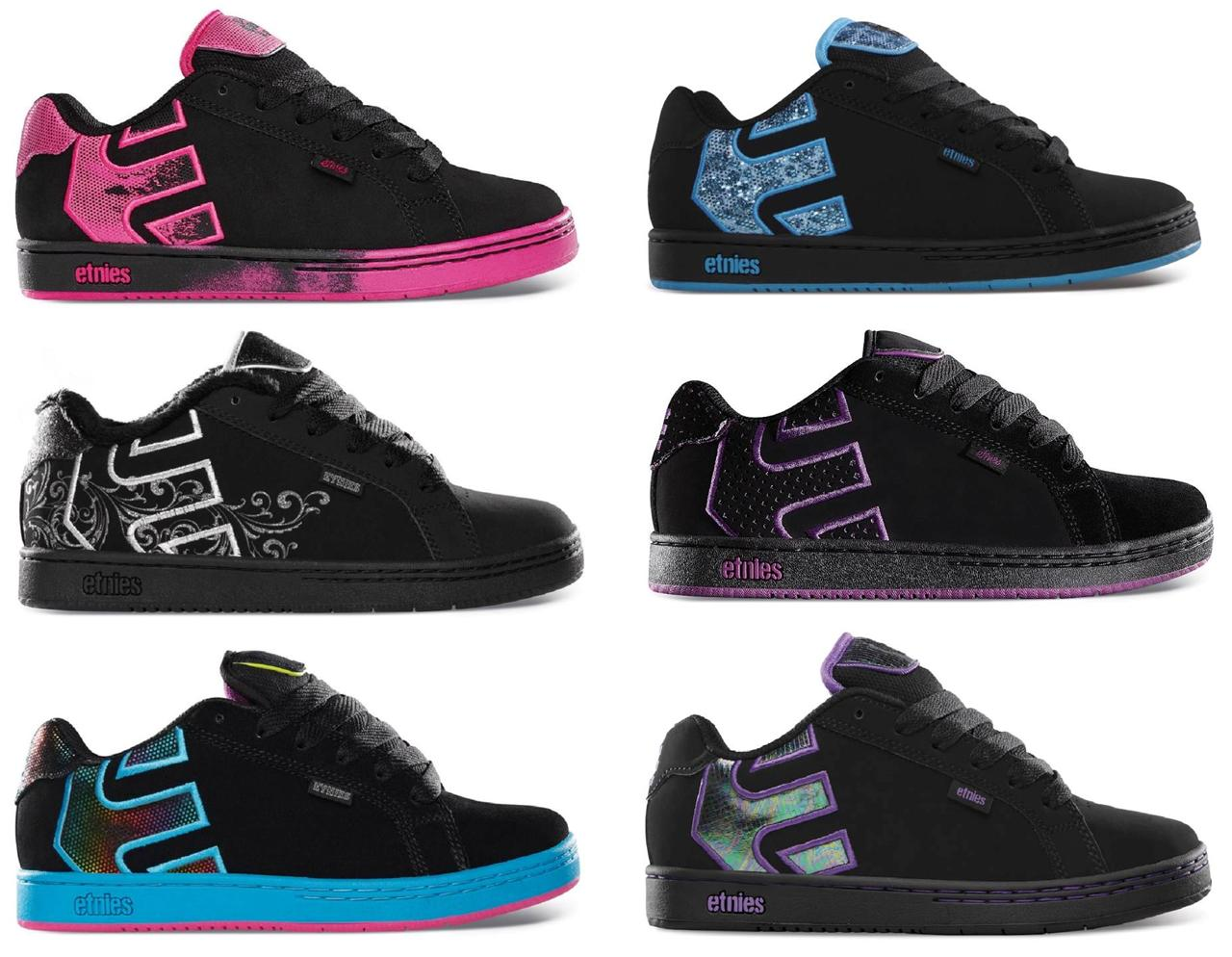 ETNIES-FADER-LADIES-SHOES-WOMENS-CASUAL-SNEAKERS-AUSTRALIAN-SELLER-FAST-DELIVERY