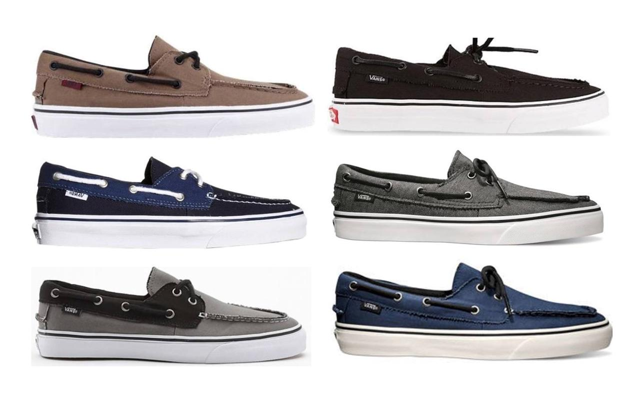 VANS-ZAPATO-DEL-BARCO-MENS-WOMENS-CASUAL-SHOES-AUSTRALIAN-SELLER-FAST-DELIVERY