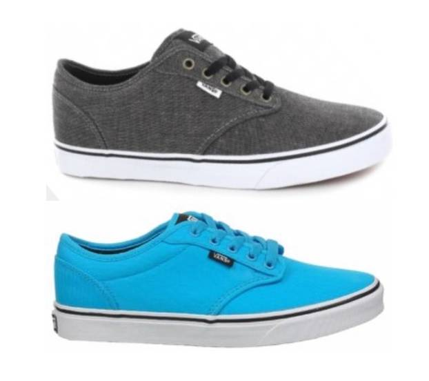 VANS-KIDS-ATWOOD-YOUTH-SKATEBOARD-SHOES-AUSTRALIAN-SELLER-SELLER-FAST-DELIVERY