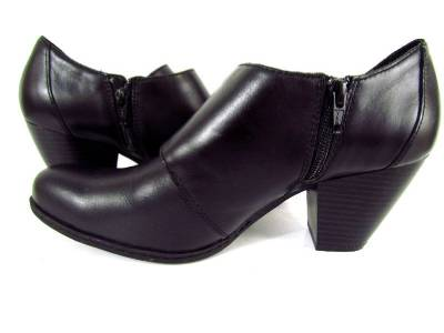 womens black boc born concept ankle booties boots shoes