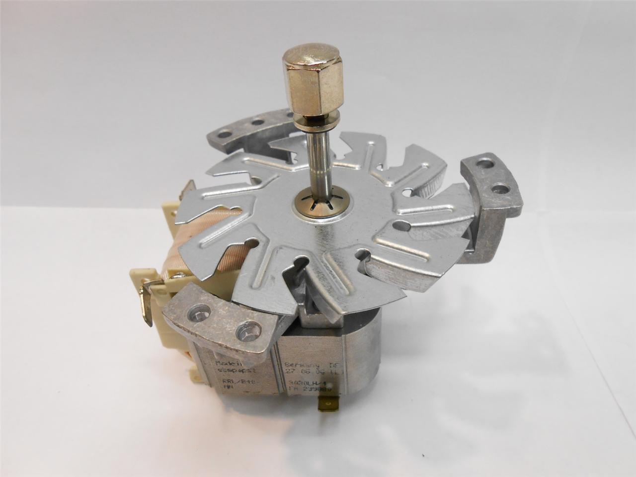 Nos 82647 Convection Oven Motor Ebmpapst Ebm Papst Em3030