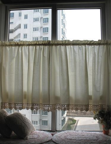 Country Curtains Promo Code Lace Cafe Curtains with