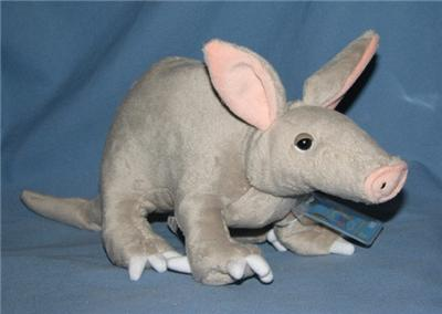Brand New with Tag and Unused Aardvark Webkinz